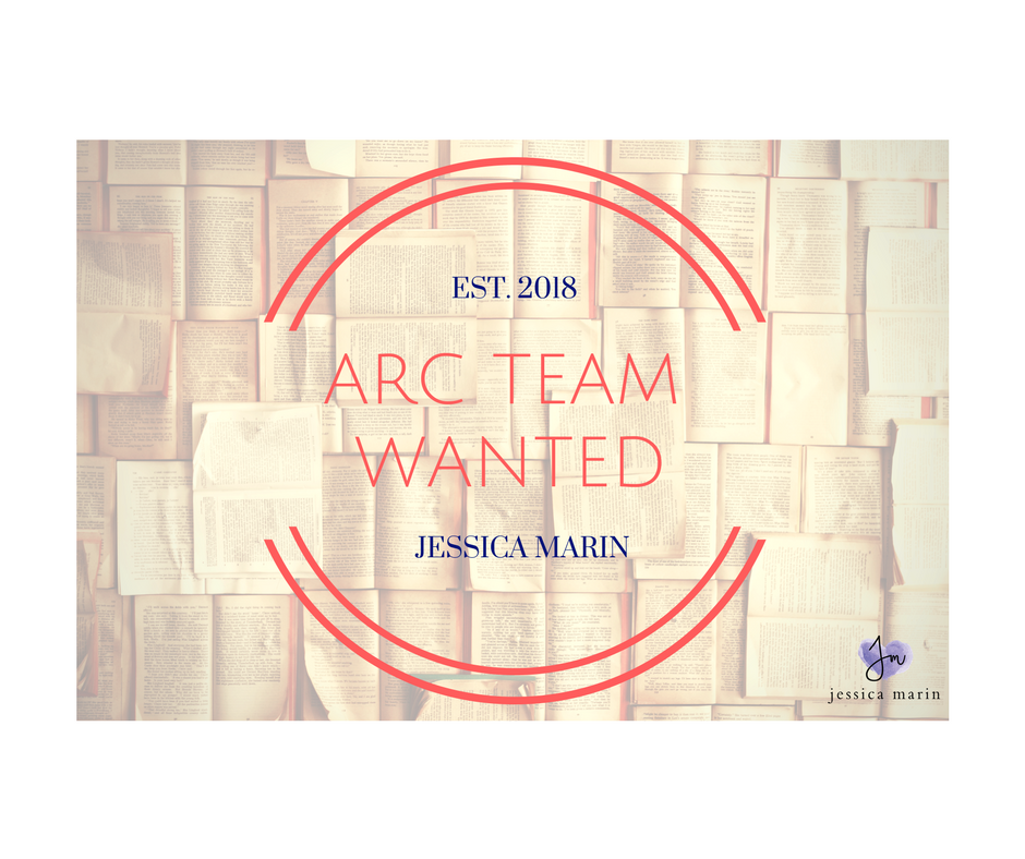 ARC Team Wanted FB post